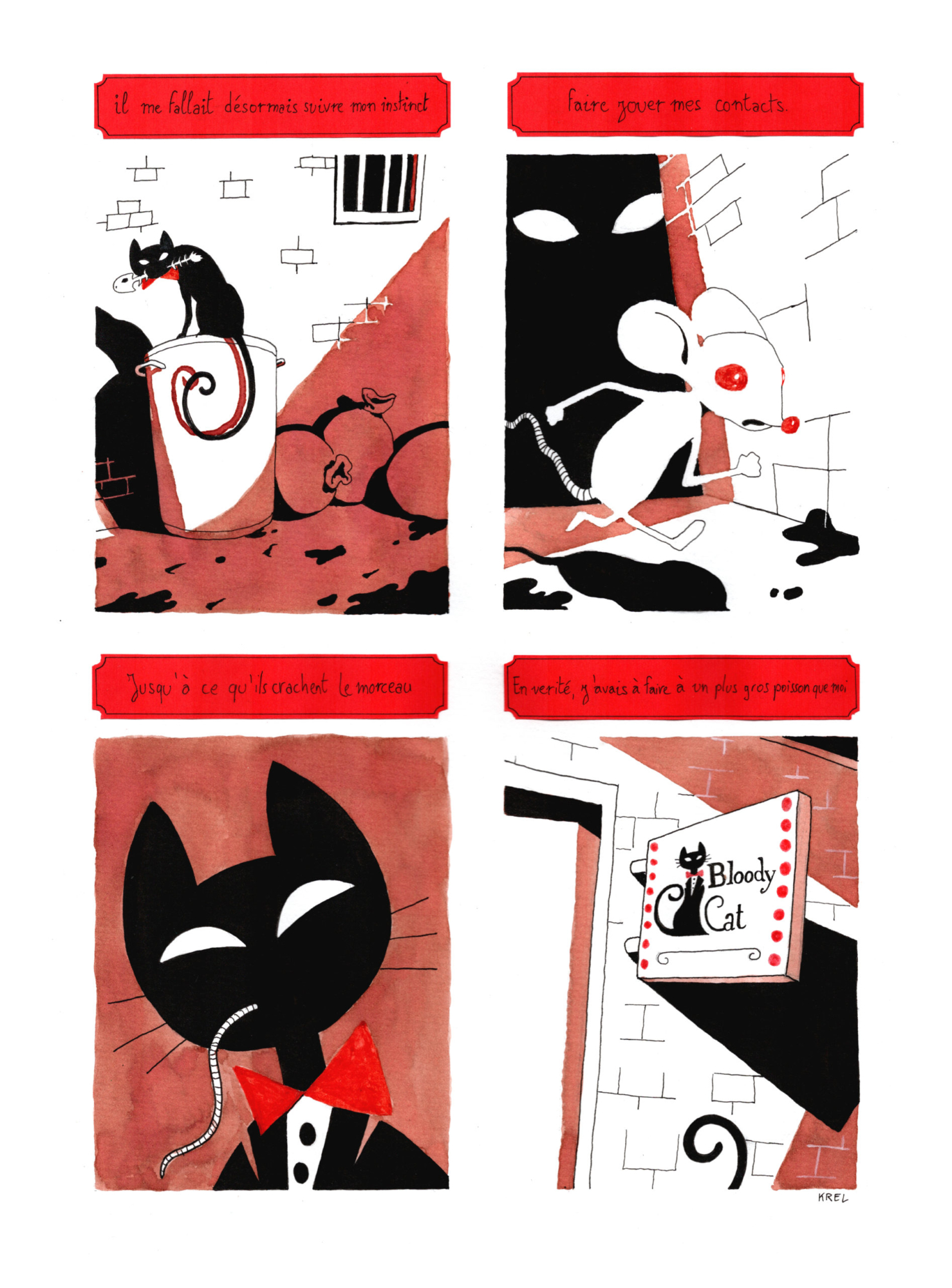 Bloodycat page 2